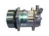 Sanden Compressor - 24v Pollygroove