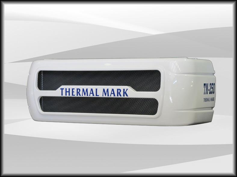 TM250 truck refrigeration unit - suitable for medium trucks