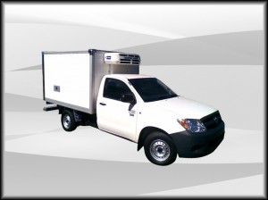 Refrigerated Ute Range Toyota Hilux