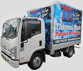 Emergency Transport Refrigeration Repair