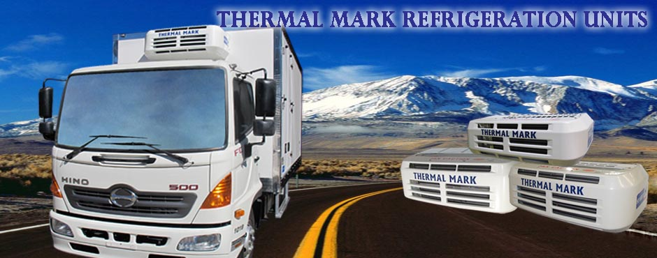 Thermal Mark Transport Refrigeration Units