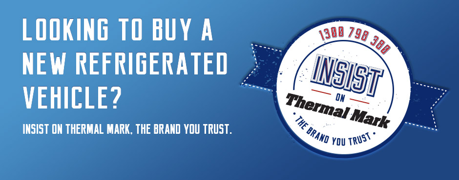 Insist on Thermal Mark, the brand you trust.