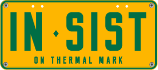 For Refrigerated Truck Parts - Insist on Thermal Mark