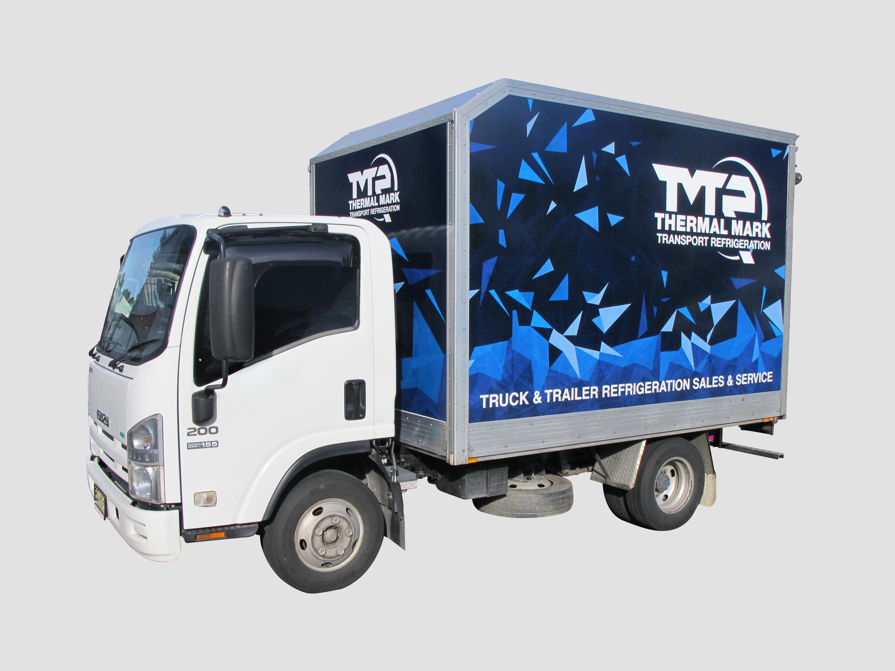 Emergency Transport Refrigeration Repair