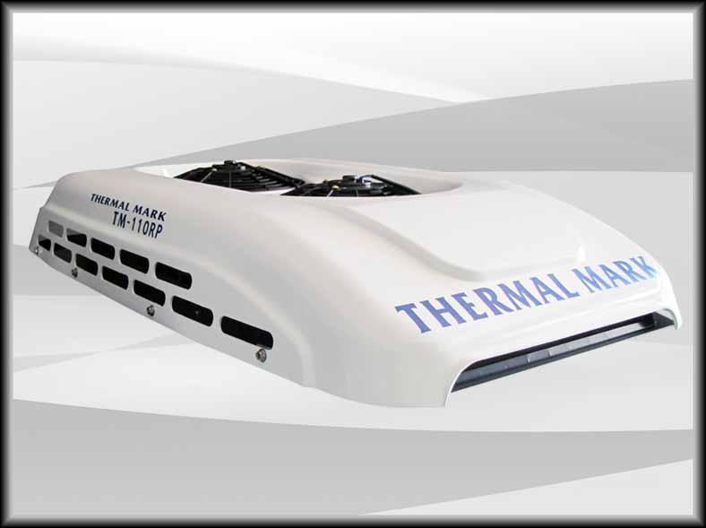 TM-250 RT truck refrigeration unit - suitable for large trucks